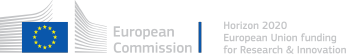 European Commission Horizon 2020 project logo